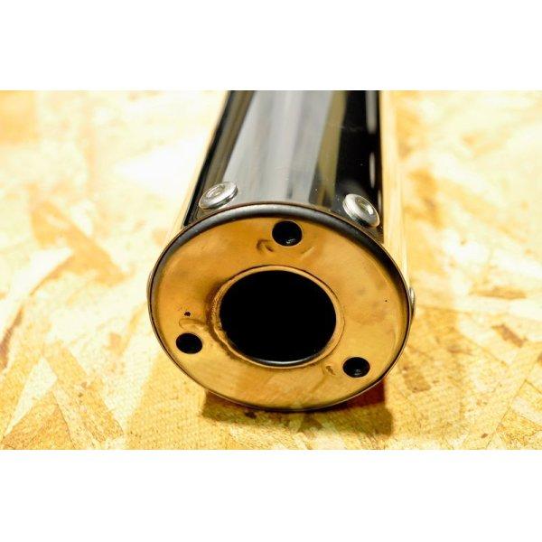 画像3: フルステンレスサイレンサー(正三角形 ボルトピッチ40mm)1本