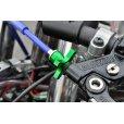 画像5: ACCOSSATO製 レーシング クラッチ 用 ワイヤーカラー