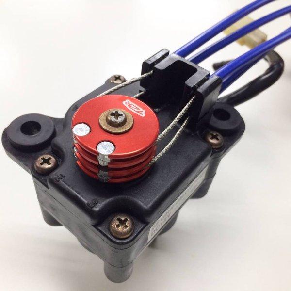 画像1: RCバルブサーボモーター 交換サービス 【 MOTOwire.co × T2Racing 】 MC18 MC21 MC28