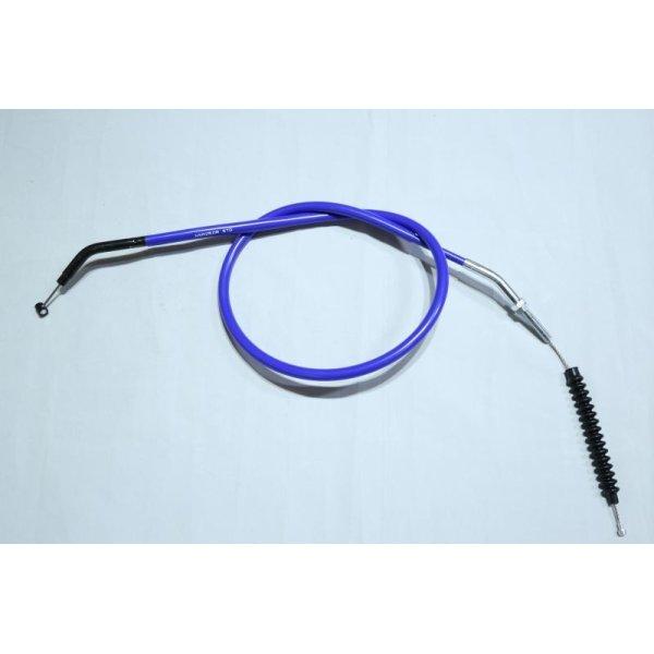 画像2: 青クラッチケーブル 湿式用 MC18・21・28