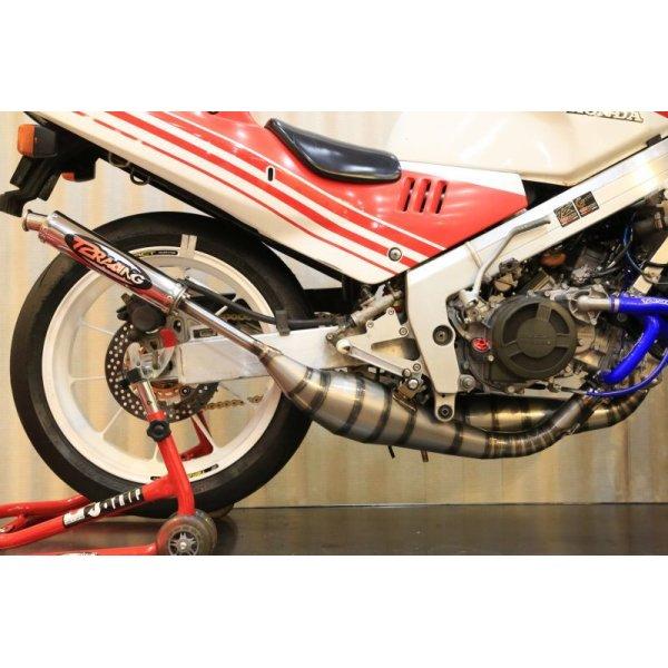 画像2: MC18用 左右出し スチールチャンバーボディー【 RACE 】Type - 2