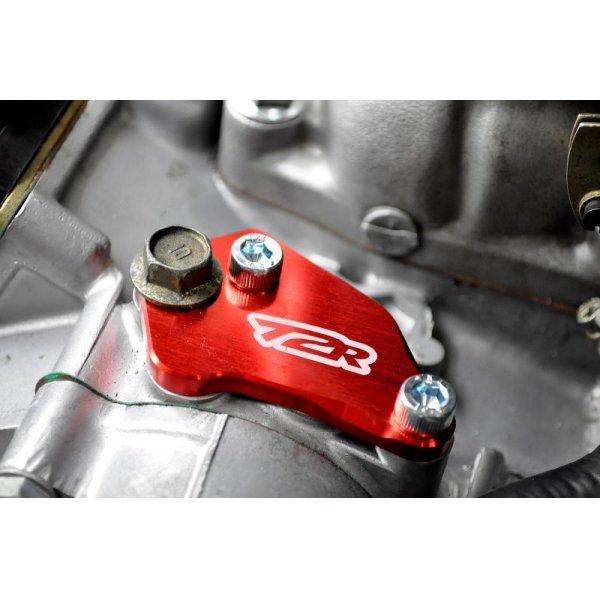 画像5: オイルポンプ ブランク プレート[RED] MC21/MC28 全年式用