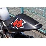 シートカウル TYPE-4 ストリートタイプ FRP製 [ 黒ゲル ] MC18・21・28